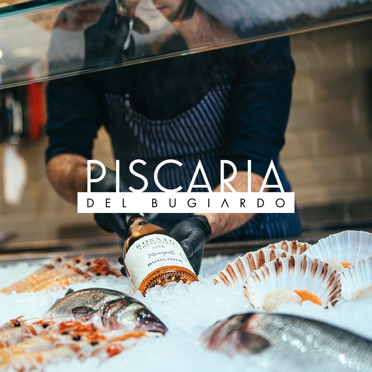 Pranzo in Piscaria