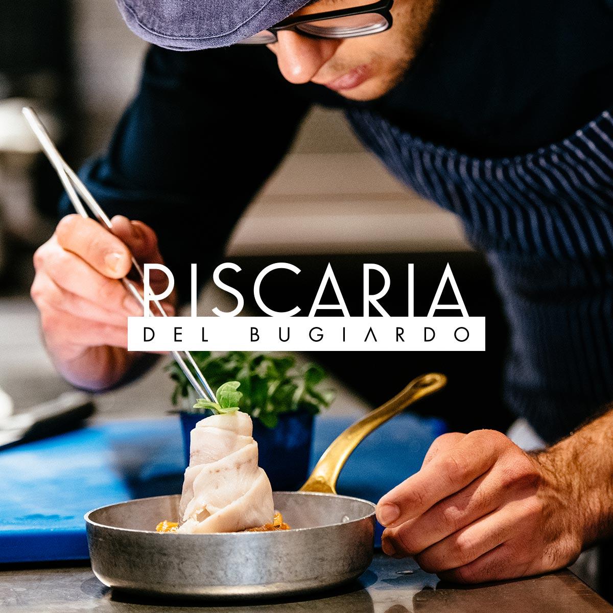 Cena in Piscaria